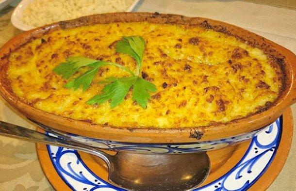 Portuguese Creamy Sunday Cod Recipe