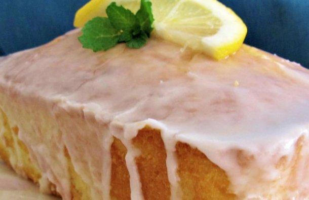 Lemon & Coconut Loaf Recipe
