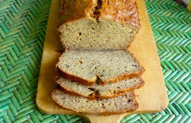 Banana Bread Recipe - Portuguese Recipes