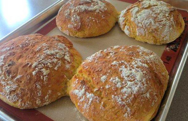 Julie's Portuguese Corn Bread Recipe