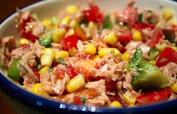 Portuguese Tuna Salad Recipe - Portuguese Recipes