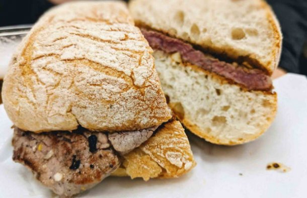 Portuguese Prego (Steak) Sandwich Recipe