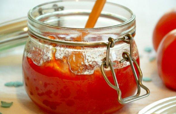 Portuguese Tomato Jam Recipe   - Portuguese Recipes