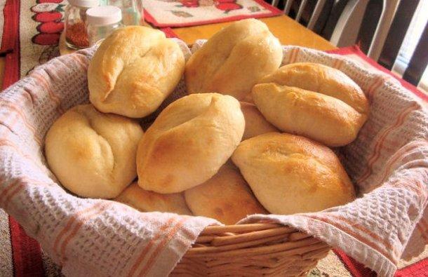 Portuguese Buns (Papo Secos) Recipe