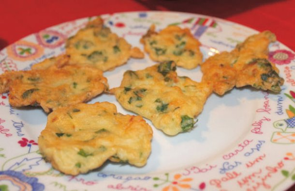 Portuguese Baked Cod Pataniscas Recipe - Portuguese Recipes