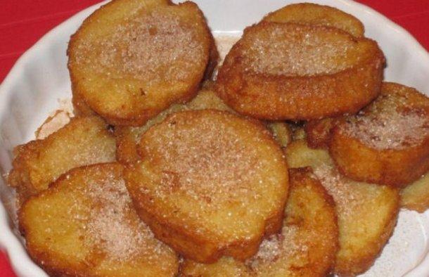 Portuguese Mom's Rabanadas (French Toast) Recipe