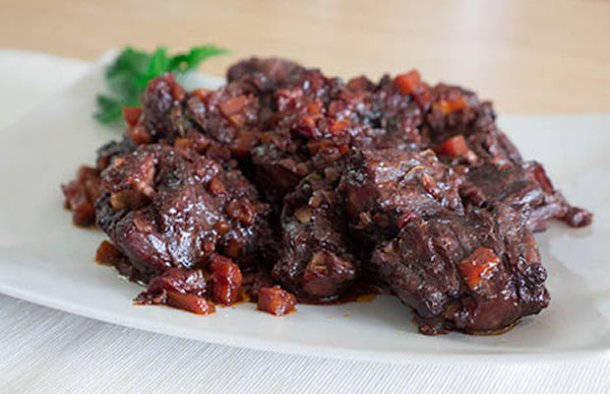 Portuguese Ox Tail Recipe