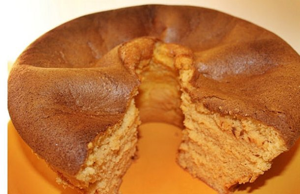 Portuguese Fluffy Sponge Cake Recipe - Portuguese Recipes