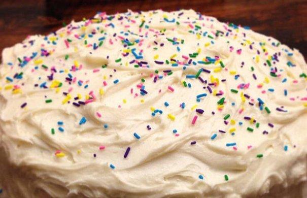 Scott's Simple & Delicious Cake Recipe
