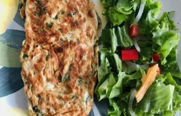 Paula's Portuguese Torta de Ovo (Omelete) Recipe - Portuguese Recipes